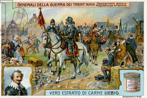 Generals of the Thirty Years' War: Gottfried Heinrich