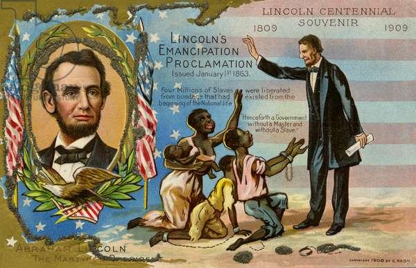 Abraham Lincoln Centennial