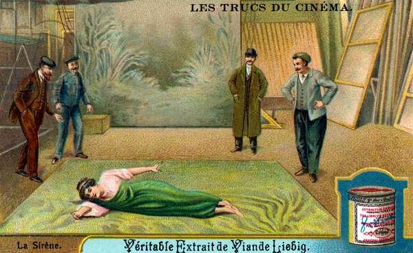 Tricks of Early Cinema: The Siren