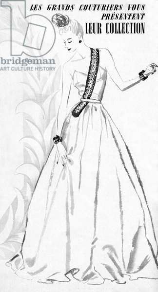 French fashion: Jeanne Lanvin
