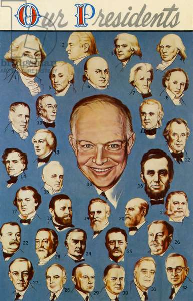 United States Presidents; Eisenhower center