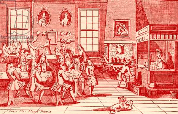18th century Coffee House