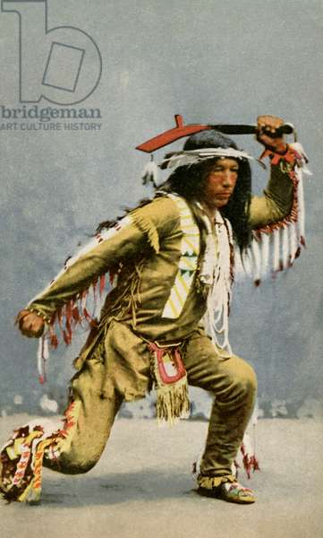 Ojibwe (Chippewa) arrowmaker