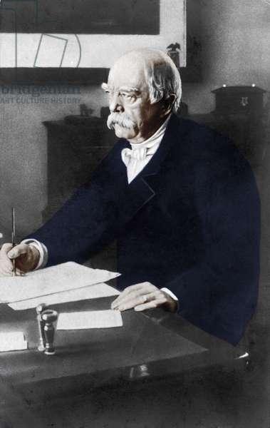 Otto von Bismarck at