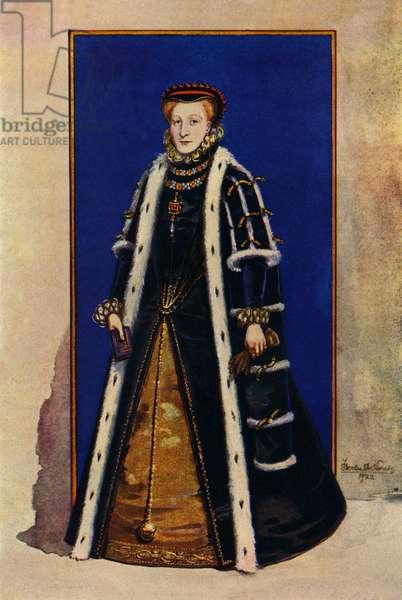Queen Elizabeth I, c.1560-70