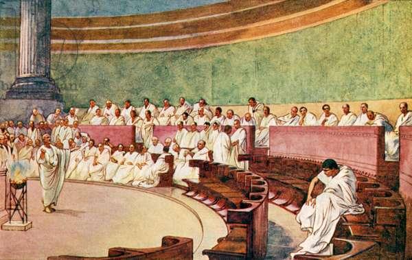 The Roman Empire -