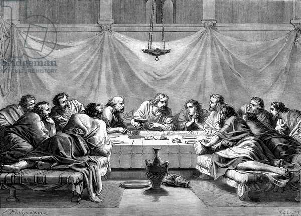 The Last Supper - Bible