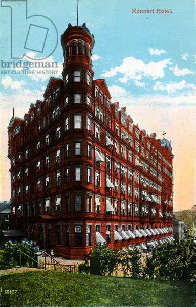 Baltimore: Rennert Hotel