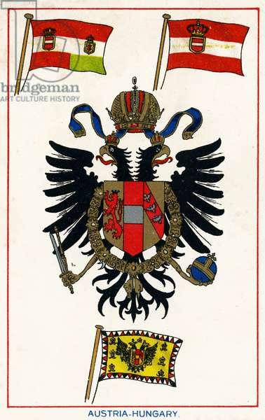 Coats of arms of Austria - Hungary