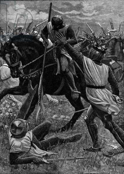 Battle of Evesham, 12 August 1265
