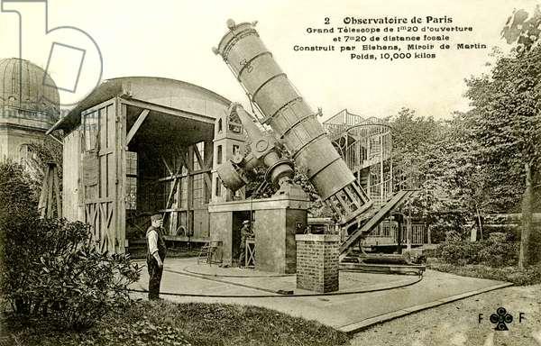 Paris Observatory Telescope
