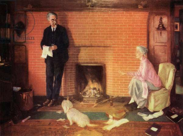 Sidney and Beatrice Webb, Now Lord and Lady Passfield