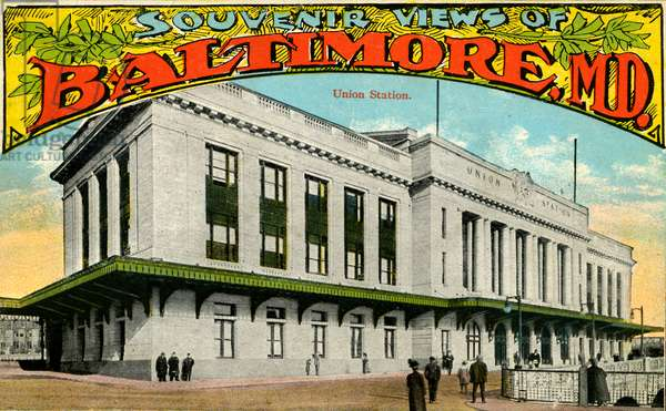 Baltimore: Union Station