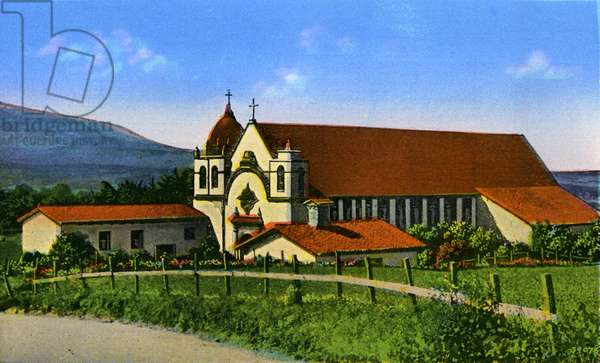 California: El Carmel Mission