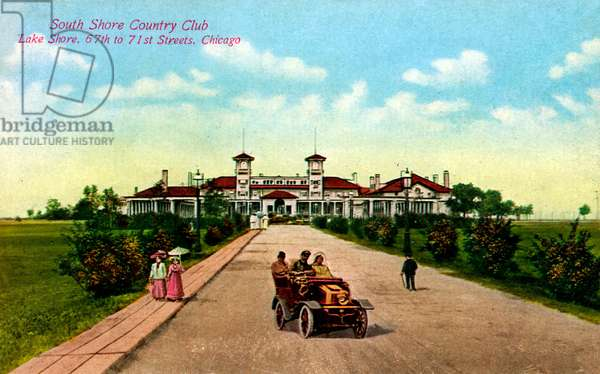 Chicago, Illinois: South Shore Country Club