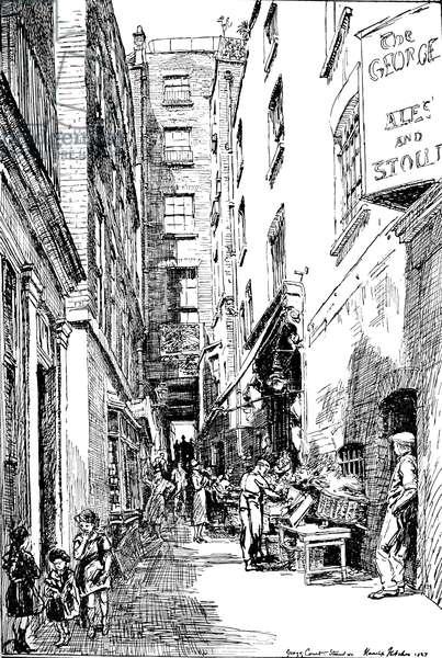 George Court, Strand