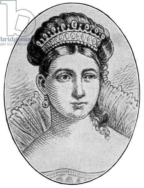 Duchess Louise of Gotha