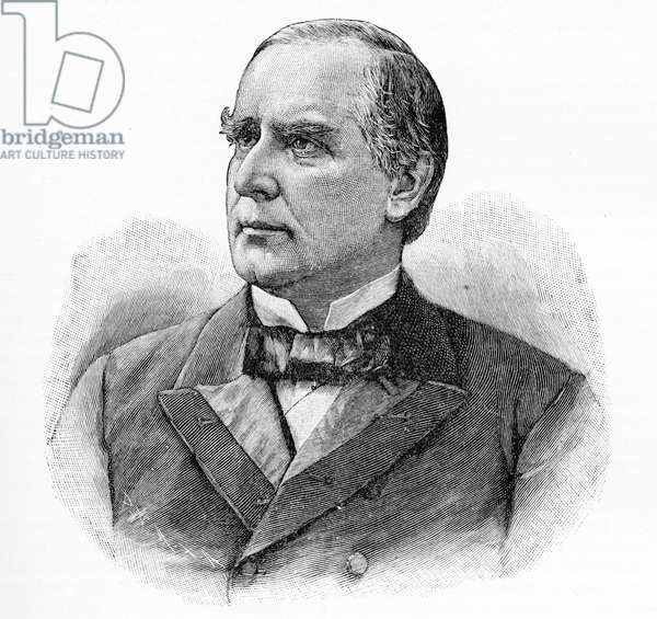 President McKinley, 25th President of the USA