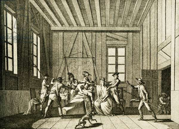 Assassination of Jean-Paul Marat -