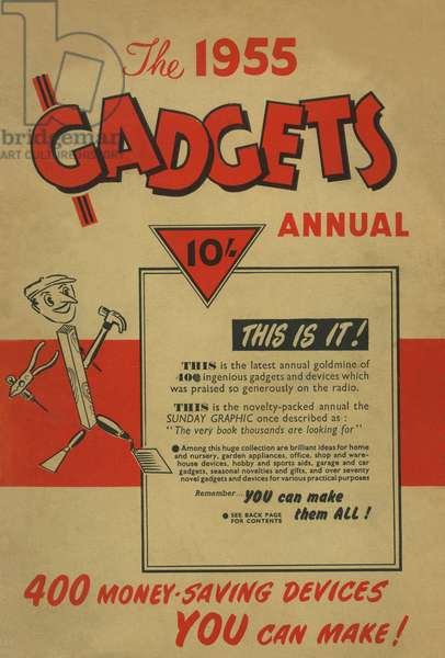 The 1955 Gadgets Annual