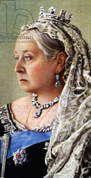 Queen Victoria portrait