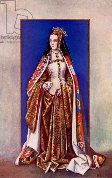 Joanna Queen of Castile