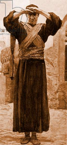 Ezekiel by J James Tissot - Bible