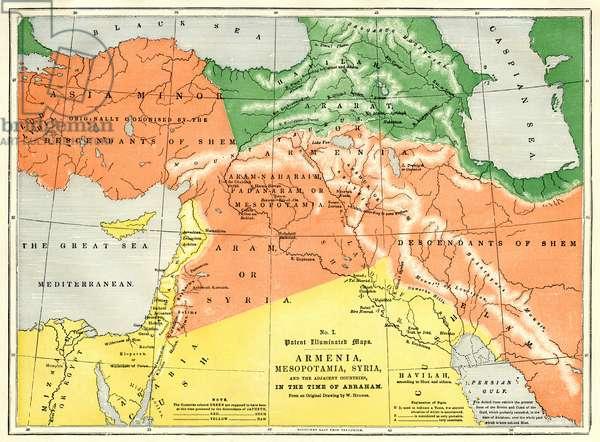 Armenia, Mesopotamia and Syria