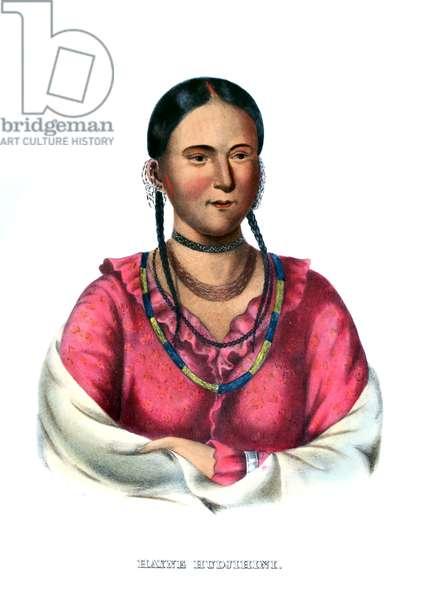 Hayne Hudjihini, or Eagle of Delight