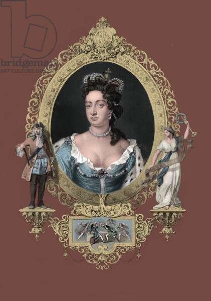 Anne Queen of Great Britain