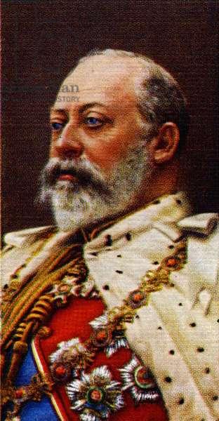 King Edward VII portrait
