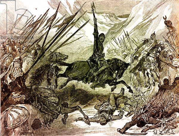 Battle of Azotus, 1191