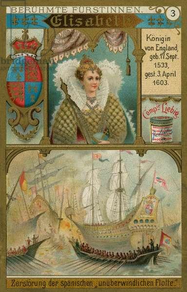 Queen Elisabeth/Elizabeth I