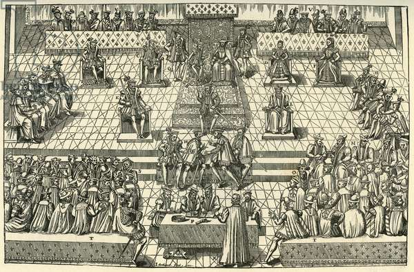 The Court of Orleans 1561