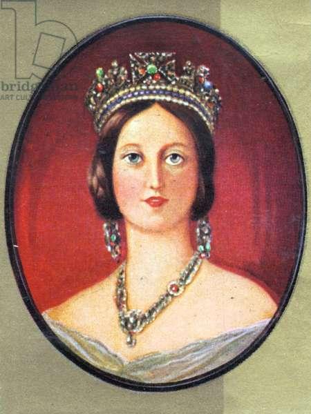 Victoria Queen of England