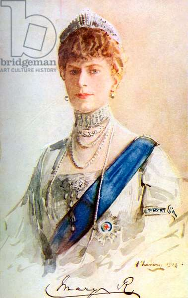 Queen Mary (Mary of Teck)
