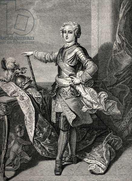 King Louis XV -