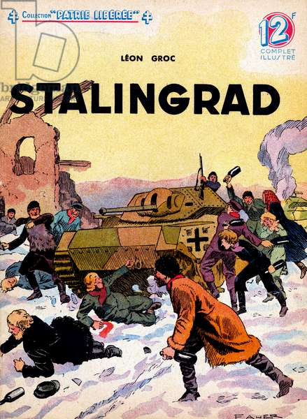 Battle of Stalingrad -