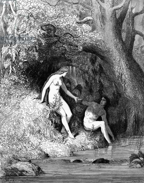 Adam and Eve - Bible