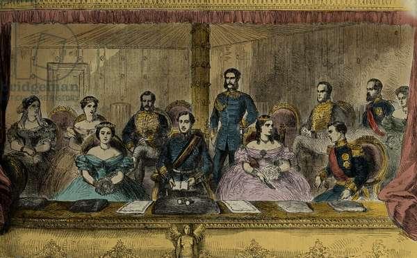 Edward VII and Queen Alexandra