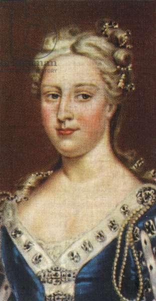 Caroline of Ansbach portrait
