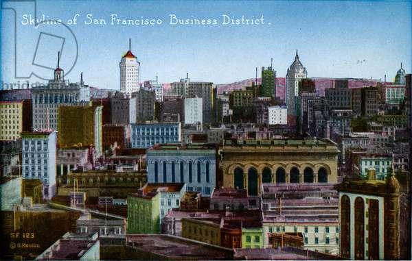 San Francisco: Business District