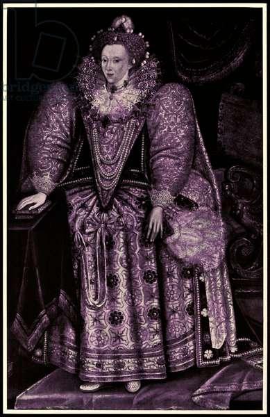 Queen Elizabeth I, 1590
