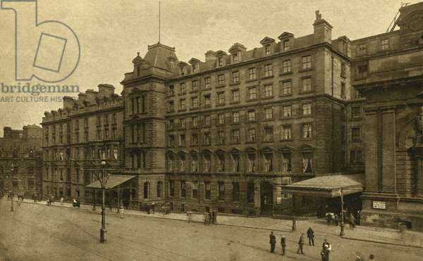 Central Station Hotel, Newcastle