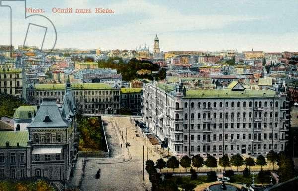 Pre-revolution Kiev Russian