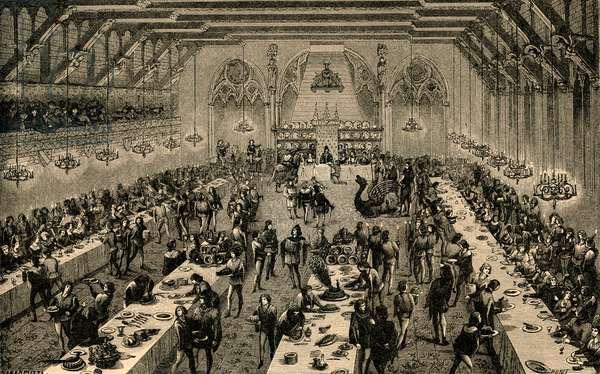 Grand Ceremonial Banquet -