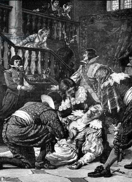 Assassination of George Villiers, Duke of Buckingham