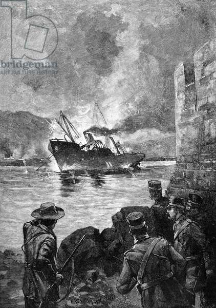 The Sinking of the Merrimac: Spanish-American War