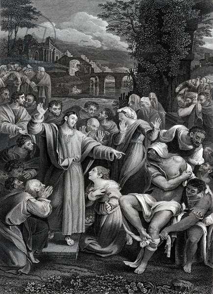 Resurrection of Lazarus