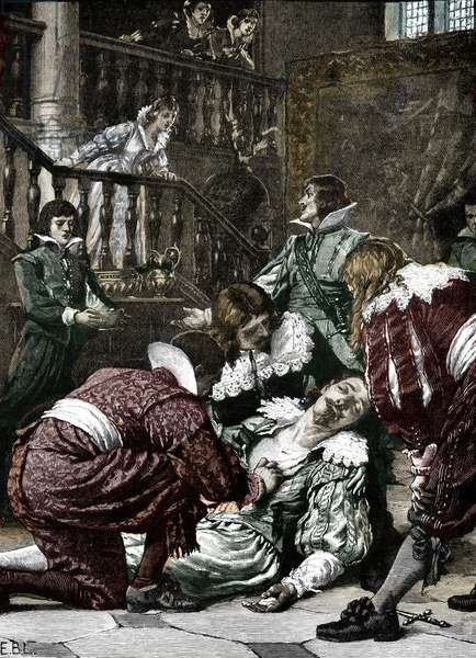 Assassination of George Villiers, Duke of Buckingham